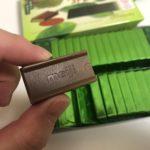 明治抹茶チョコレート1