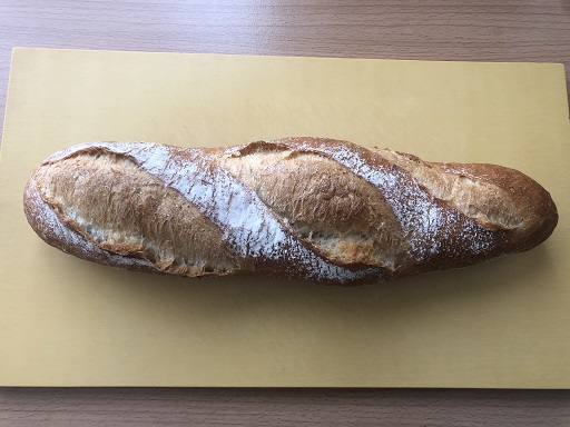 オーケーオーバーナイトレトロフランスパン1