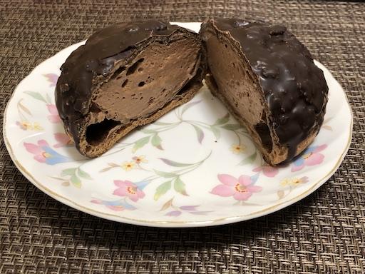 濃厚チョコシュー3