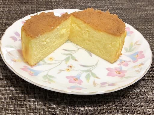 バスクチーズケーキ3